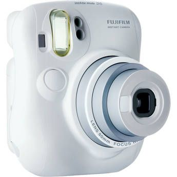 Fujifilm Instax Mini 25 Instant Film Camera - just got one for my birthday and its super fun! :D