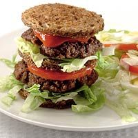 Recept - Superhamburger - Allerhande