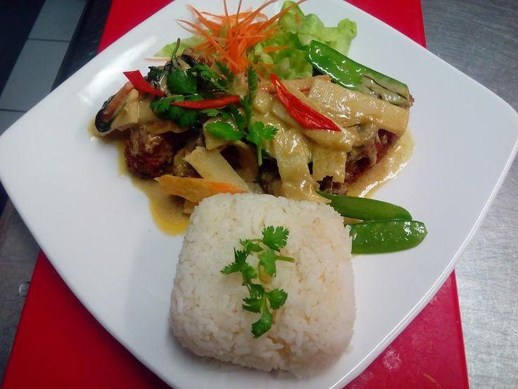 Den Lille Risbollen Thai Restaurant