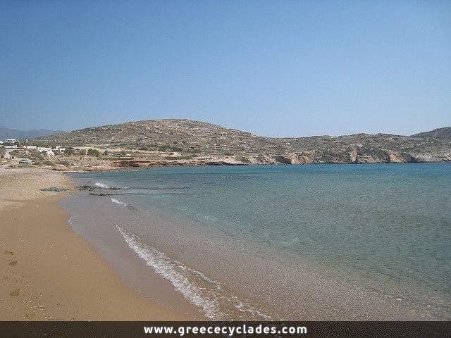 Koumpara Beach - Ios - Cyclades - #Greece