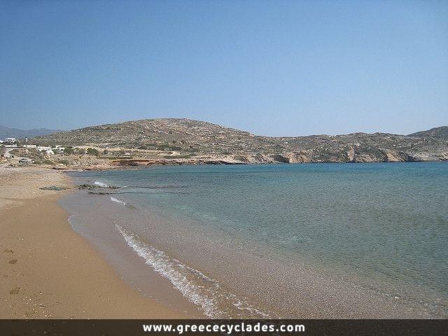 Koumpara Beach - Ios - Cyclades - #Greece