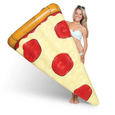 Slice Of Pizza Pool Raft