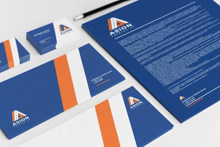 """다음 @Behance 프로젝트 확인: """"AKSION TECHNIKI SA / Civil Engineer Company"""" https://www.behance.net/gallery/62685083/AKSION-TECHNIKI-SA-Civil-Engineer-Company"""