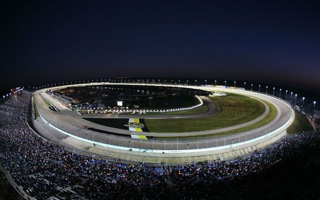 Homestead-Miami Speedway  Homestead, Florida