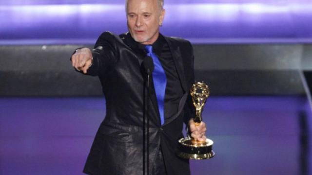 Tony Geary: Iconic Character Played by the Man Who Changed Soaps: Tony Geary receives one of his seven Emmy Awards