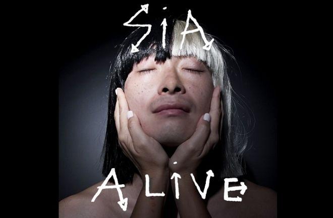 """Sia entrena el nuevo sencillo """"Alive"""". La cantante australiana lanzó la balada originalmente escrita para Adele.http://www.argnoticias.com/espectaculos/musica/item/37761-sia-entrena-el-nuevo-sencillo-alive"""