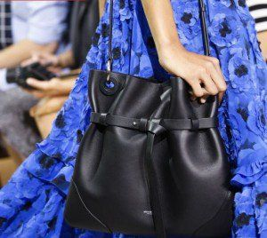 Michael Kors Spring-summer 2016: Best handbags black