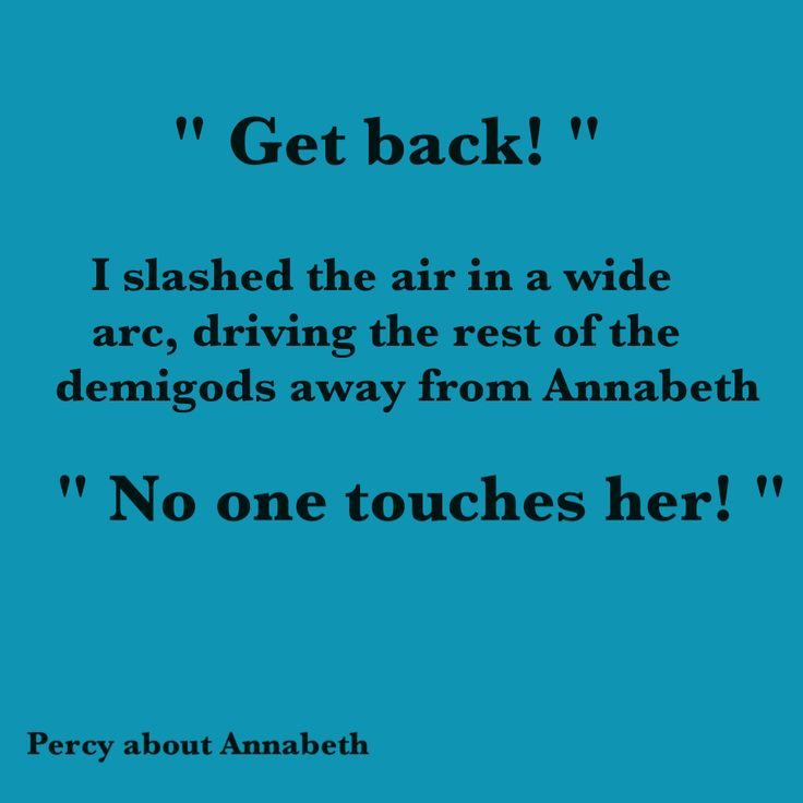 Percy and Annabeth - the last Olympian