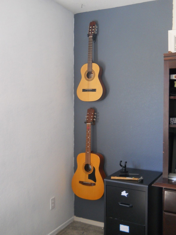 How To Hang Guitar On Wall 17 best guitar stand images on pinterest | guitar stand, music