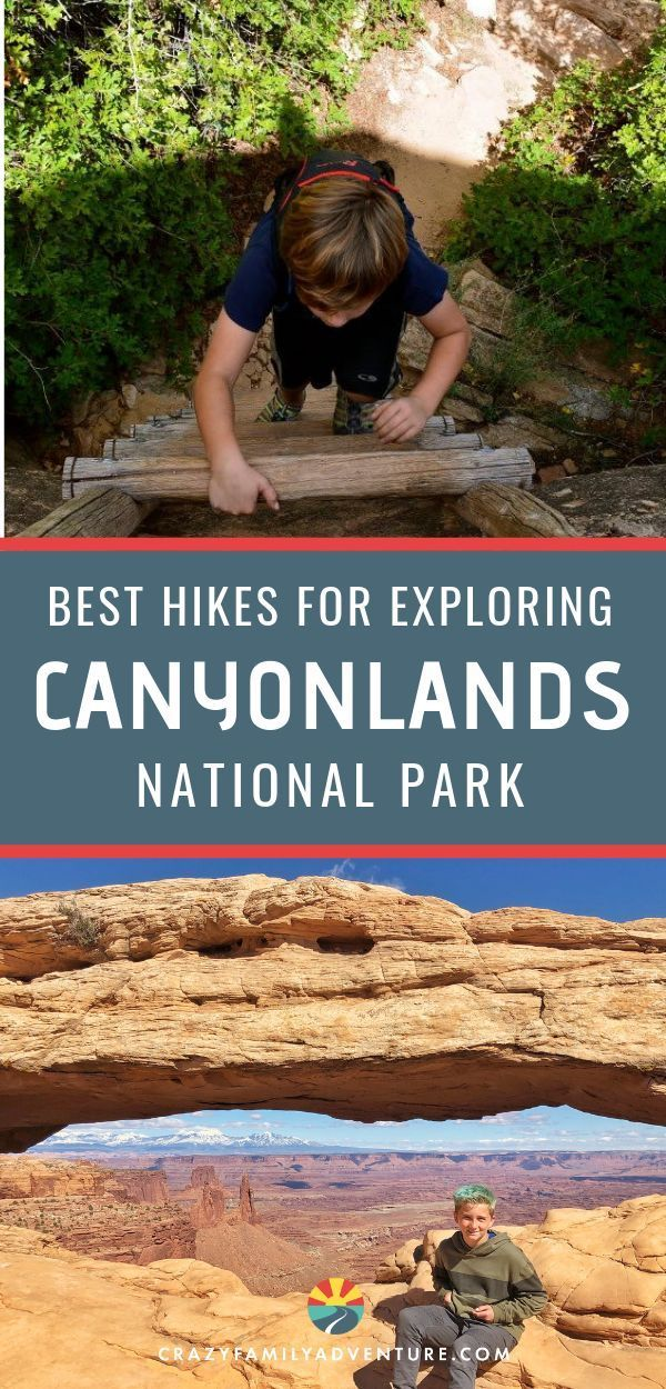 Best Hikes In Canyonlands National Park [Maps Included]