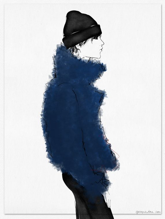 A Fur Question / Garance Doré