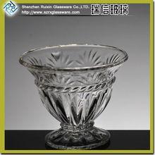 Ice Cream Glass, Ice Cream Glass direct from Shenzhen Ruixin Glassware Co., Ltd. in China (Mainland)