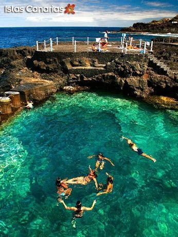 Would you rather suffer through the gale force winds, or would you rather roam calmly around the sandy beaches of Tenerife?  TOP TEN THINGS TO DO IN THE CANARY ISLANDS
