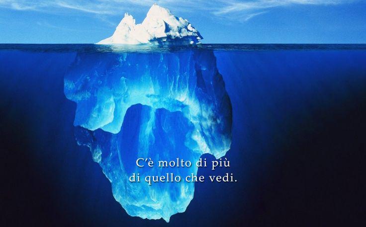 C'è molto di più di quello che vedi. www.visioneolistica.it