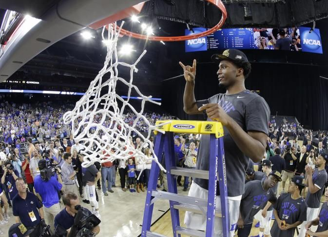 Via @WRALSportsFan: Duke's glue guy keeps title run in tact