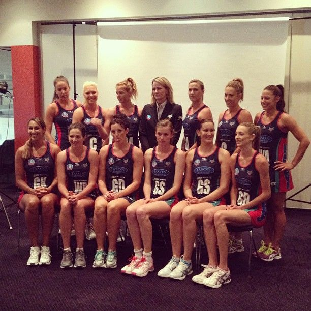 Who's this? #melbournevixens. Photo by melbournevixensofficial