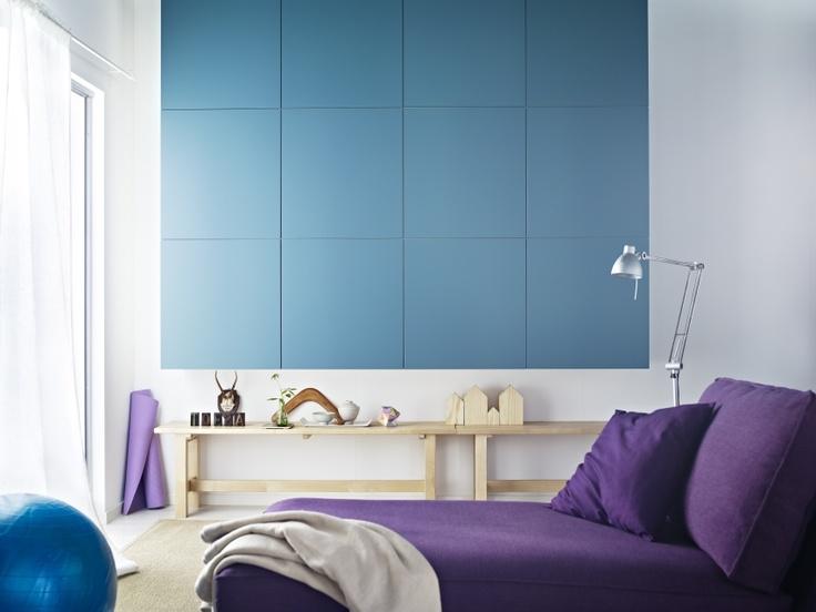 IKEA Yatak Odası: Yatak odanız pastel renklerle renklensin!