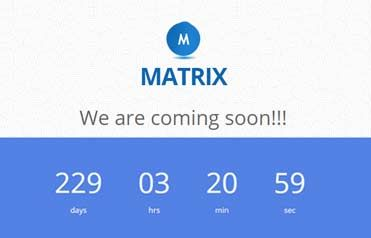 html5-coming-soon-template