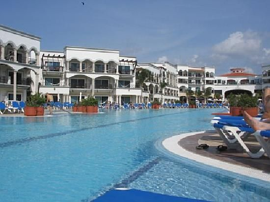 The Royal, Play Del Carmen.  This is where we will be in 24 hours :-)