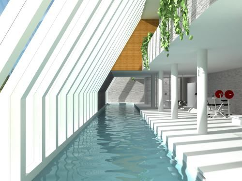 21 the greatest indoor swimming pools ever shelterness. beautiful ideas. Home Design Ideas