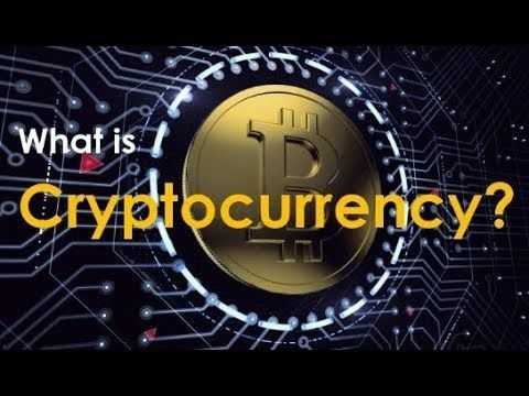 Cryptocurrency bitcoin how does it work
