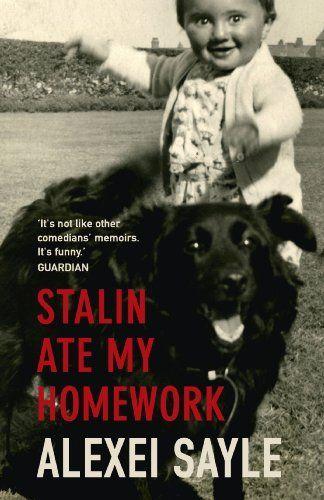 Stalin Ate My Homework, http://www.amazon.co.uk/dp/0340919590/ref=cm_sw_r_pi_awdl_RNYntb08E2NF9