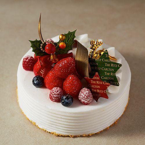 Gâteau de Noël 2015 : Ritz-Carlton Osaka, Japon / Christmas Cake 2015 : Ritz Carlton Osaka, Japan