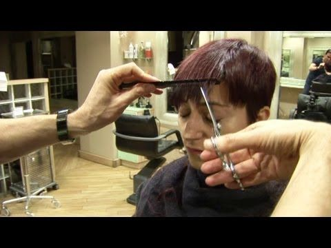 Pixie Haircut Tutorial ✂ Short Hairstyles For Women ✂ How To Cut Hair In Short Layers! - YouTube