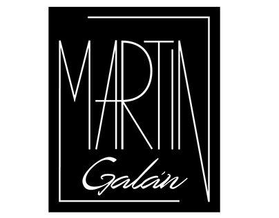 """Check out new work on my @Behance portfolio: """"Logotipo y Marca de Agua - Martín Galán (fotografía)"""" http://be.net/gallery/46932927/Logotipo-y-Marca-de-Agua-Martin-Galan-(fotografia)"""
