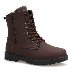 Winter Boots For Men - Cheap Best Stylish Winter Boots Online Sale At Wholesale Prices | Sammydress.com