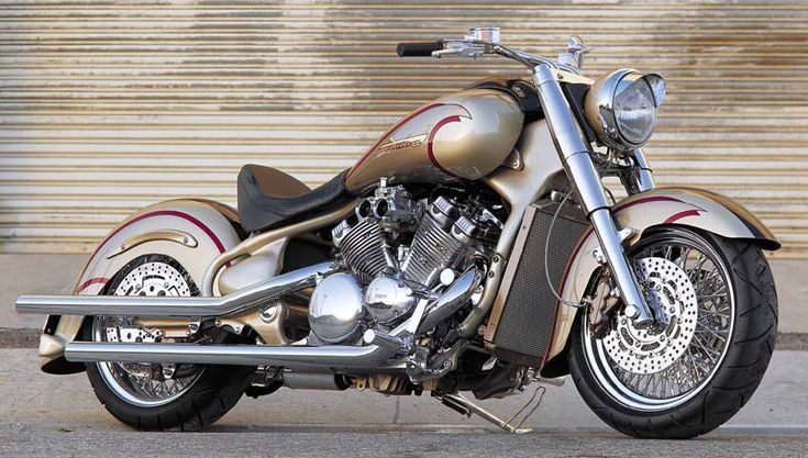 Royal+Star+Custom   CobraYamaha Royal Star custom by Motorcycle Cruiser magazine