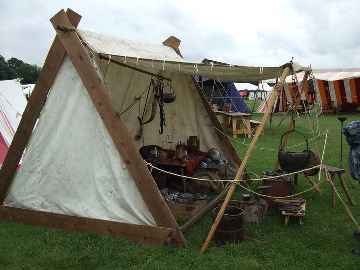 Viking Tent - wow do i want one! | by 23rd spiral