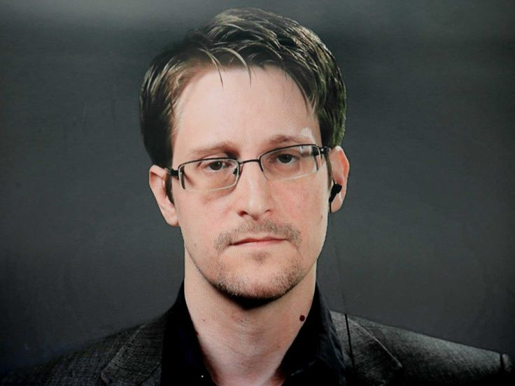 Edward Snowden: I shouldn't have recommended 'safely' voting for a third-party candidate