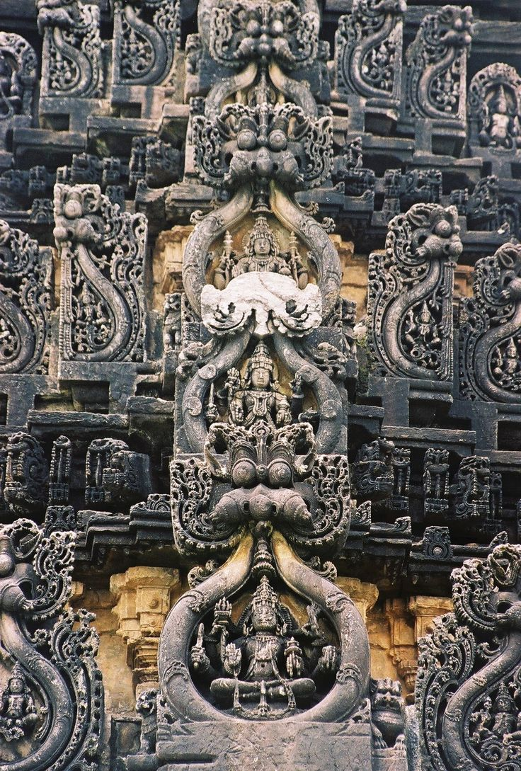 hoysala architecture india