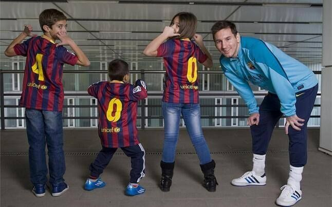 400th partido de Messi