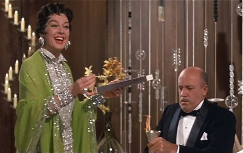 Movie Auntie Mame 1958 | Bobby Rivers TV: Mom and AUNTIE MAME