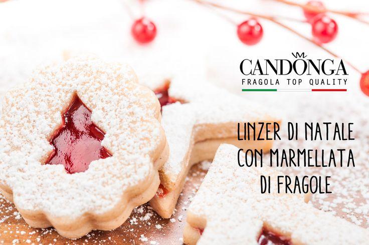 Nelle case degli italiani si sente già profumo di festa. Nella vostra? #Candonga #fragole #topquality #cibosano #mangiosano #natale #xmas #ricette