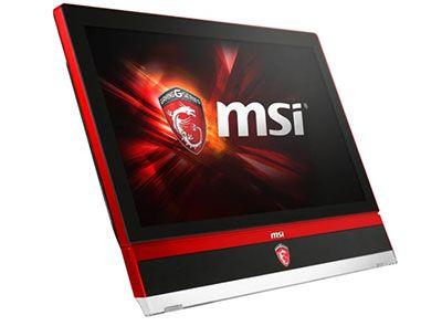 MSI présente son nouvel All-in-One PC, le Gaming 27XT - Le Gaming 27XT est le premier All-in-One PC gaming à permettre la connexion d'une carte graphique externe et il supporte les modèles haut de gamme Nvidia GeForce GTX Titan X et GTX 980 Ti.