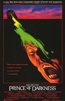 Prince of Darkness influenced the back story of Room 3. http://en.wikipedia.org/wiki/Prince_of_Darkness_(film)