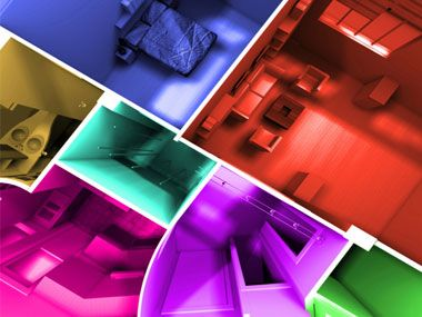 Paint Color Dou0027s And Donu0027ts: Color Psychology Tips For Decorating Your Home