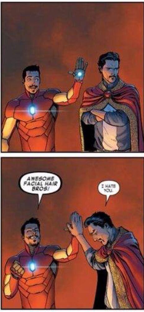 Avengers X Reader One-Shots - Magic VS Tech (Dr  Strange X