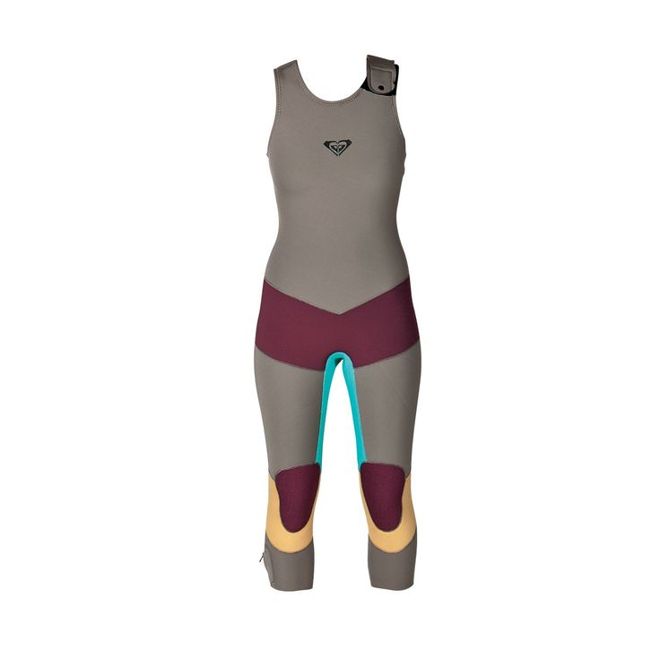 Roxy Wetsuits Kassia Meador Long John - Roxy Wetsuits - Brands - 2012 Wetsuit Buyers Guide