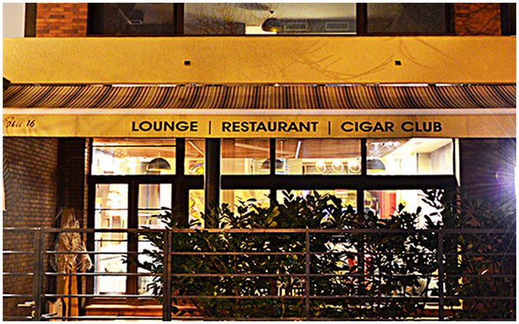 Phii 16 Lounge, Restaurant, Cigar Club