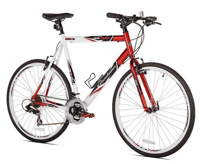 Giordano Rs700 Hybrid Bike And Rode Review 2019 Hybrid Bike
