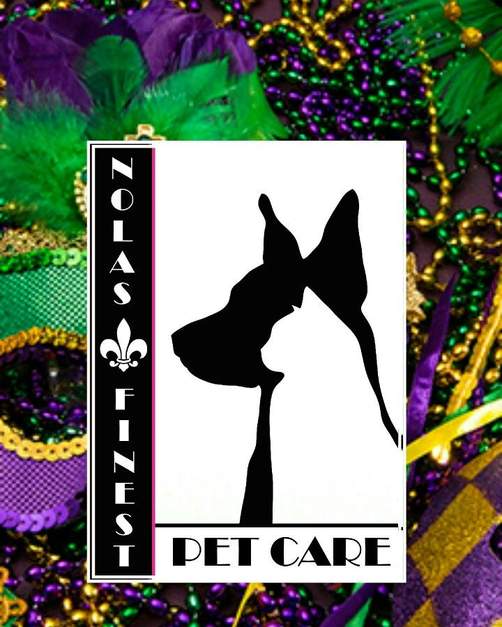 Carnival time is around the corner yall &there's about 28 days till the 1st Uptown parade that kicks off the season. Live within walking distance of Napoleon Ave 70115 we'll take your dog out for a walk so you can continue partying!!  #nolasfinestpetcare  #mardigras2017