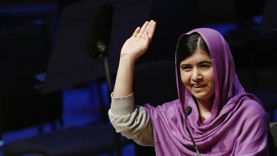 """I don't know why people have divided the whole world into two groups, west and east. Education is neither eastern nor western, education is education and it's the right of every human being."" Malala Yousafzai"