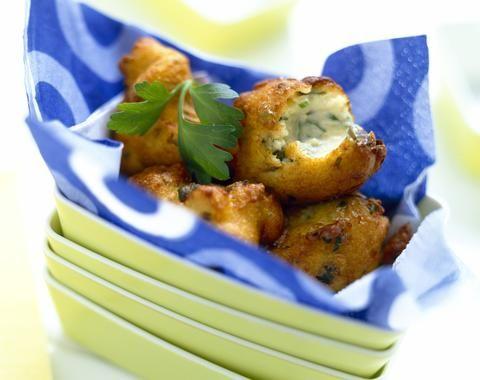 Beignets de ricotta - Cuisine - Plurielles.fr