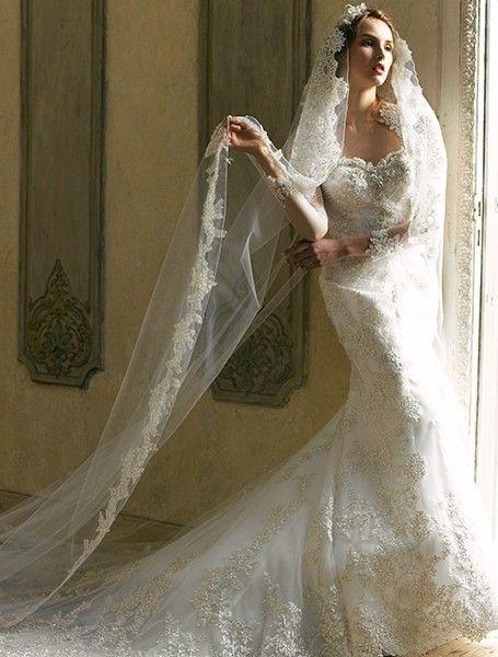 世界で一番輝きたい。桂由美の新作コレクションはどのドレスも一目惚れ*にて紹介している画像