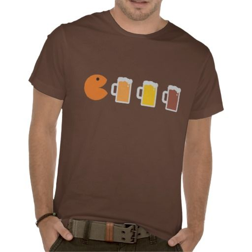Drinking beer tshirt