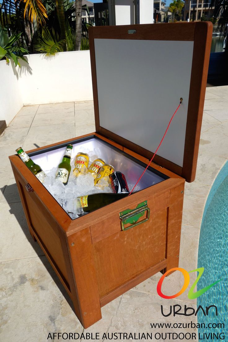 Surprise Dad this Father's Day with a unique gift. The OzUrban Cooler Box Table is the perfect way to show your love, and at an amazing price of $159, it's a bargain. Head to www.ozurban.com now to explore our affordable outdoor living and outdoor furniture idea.